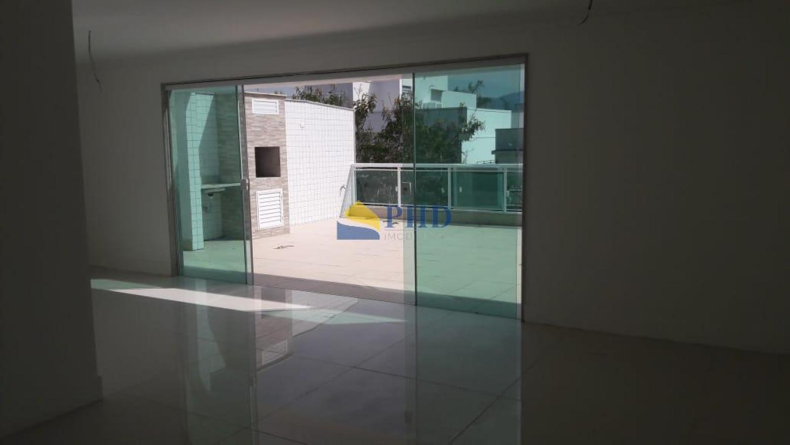Cobertura 3 Quartos 190m²