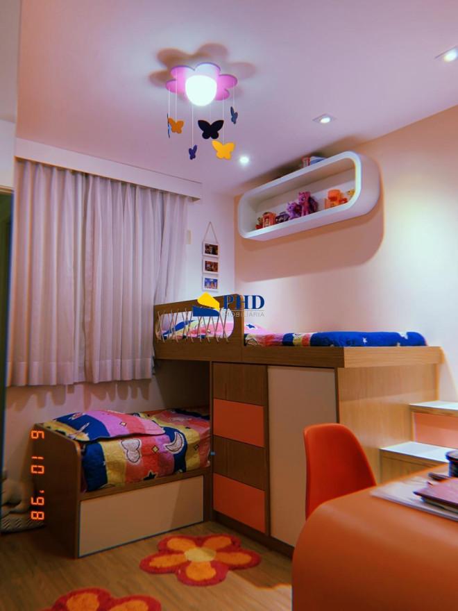Apartamento 3 Quartos 120m²