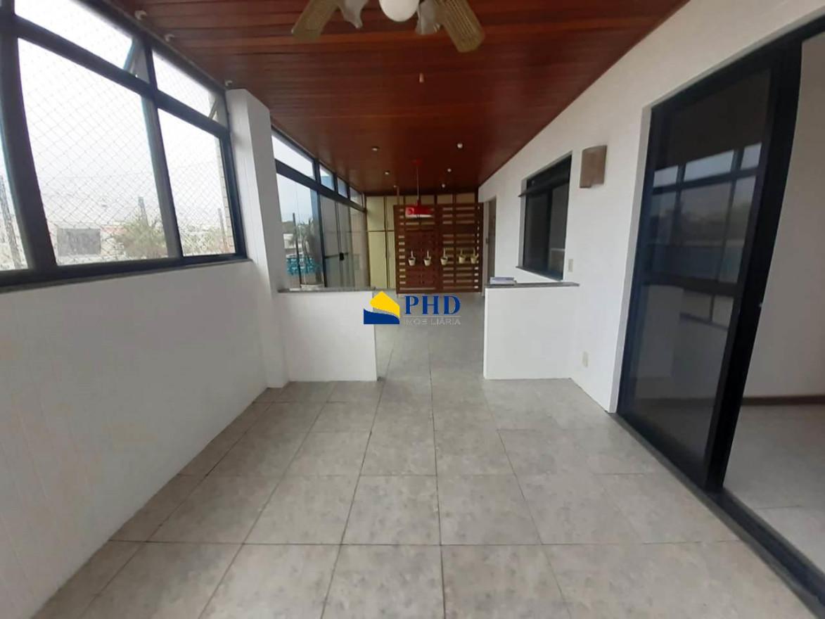 Cobertura 3 Quartos 120m²