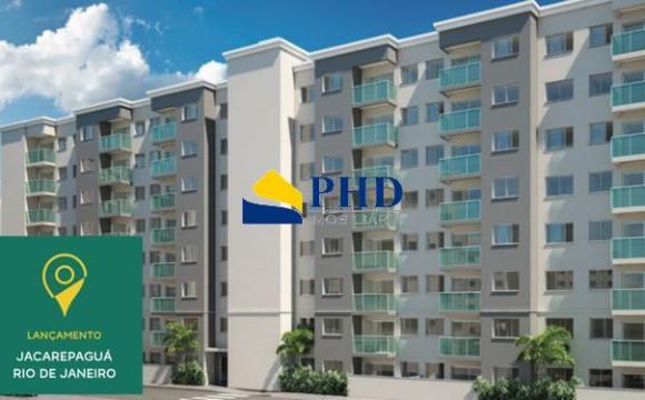 APARTAMENTO 2 quartos PECHINCHA - PHD Imobiliária