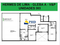Apartamento 3 Quartos 93m²