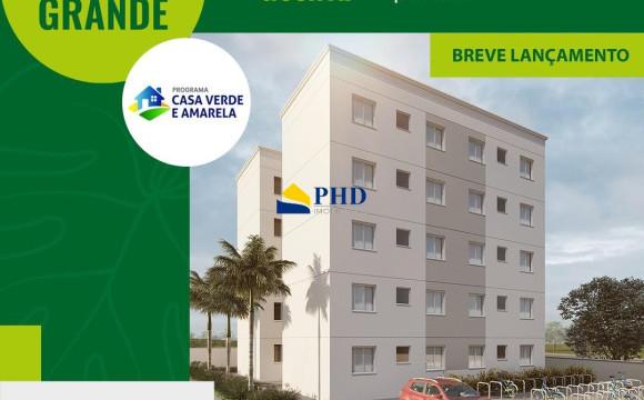 Apartamento 2 quartos Vargem Grande - PHD Imobiliária