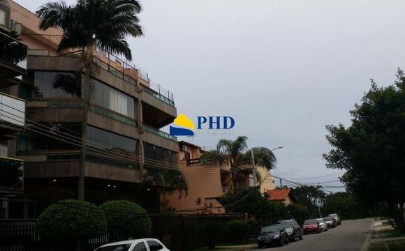 Cobertura 4 quartos Recreio dos Bandeirantes - PHD Imobiliária