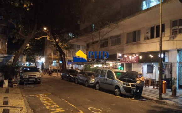Apartamento 1 quartos Copacabana - PHD Imobiliária