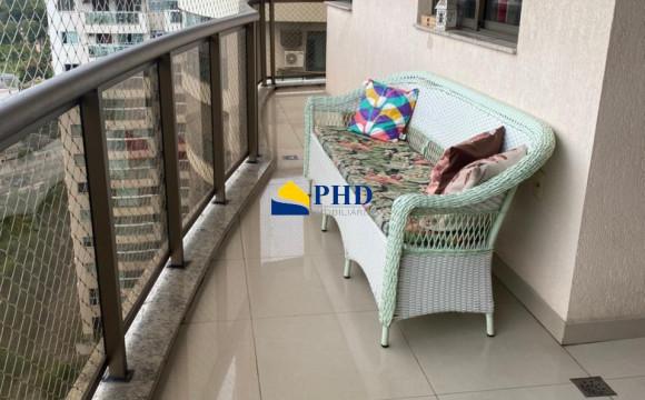 Cobertura Duplex 3 quartos Jacarepaguá - PHD Imobiliária