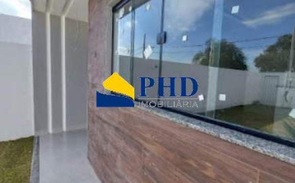 Casa 2 quartos Pedra de Guaratiba - PHD Imobiliária