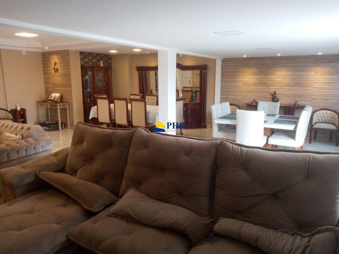 Cobertura Duplex 4 Quartos 215m²